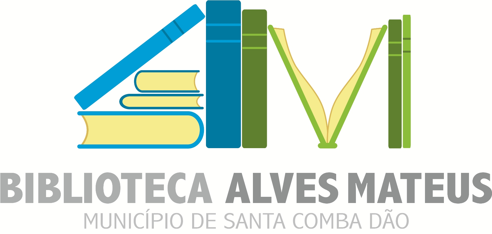 biblioteca municipal alves mateus On logotipos de bibliotecas