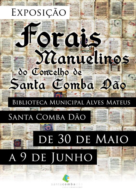 cartaz_forais_manuelinos