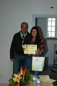 Tatiana Carolina Lourenço, 12ºB (Secundário)