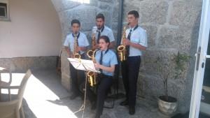 21 Saxofonistas