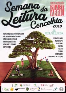 CARTAZ Semana Da Leitura Concelhia 2018