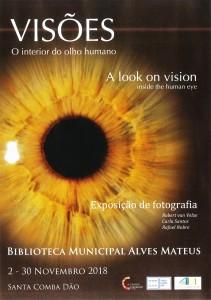 cartaz visão